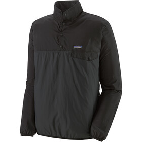 Patagonia Houdini Snap-T Veste à enfiler Homme, forge grey